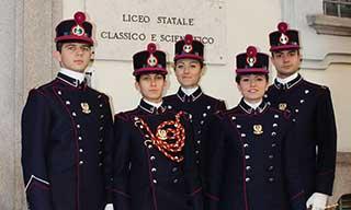 cadetti della teuliè